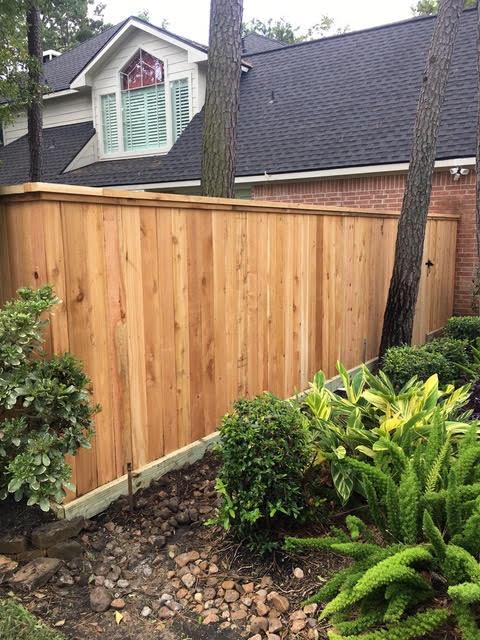 Fence Installation Spring